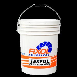 Pasta Texturizada Texpol para Exteriores