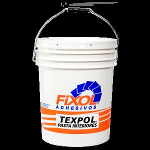 Pastas Texturizadas para Interiores Texpol